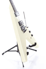 2011 Gibson Flying V Tremolo White -RARE-