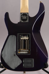 Jackson USA PC1 Phil Collen Artist Signature Purple Daze Quilt Top