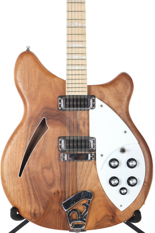 2014 Rickenbacker 360/12W 360 12 String Walnut Electric Guitar -SUPER CLEAN-