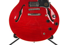 1992 Gibson ES-335 Cherry Red Gloss Guitar DOT Reissue