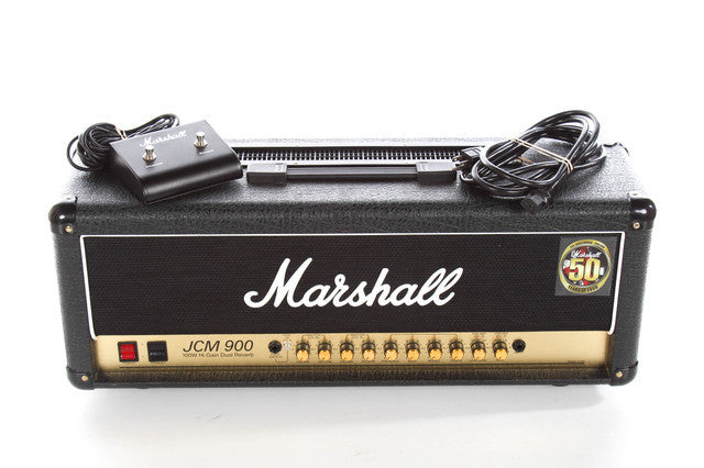 2012 Marshall JCM 900 4100 Reissue 100w Tube Head