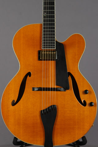 2004 Benedetto Bravo Natural Archtop Guitar