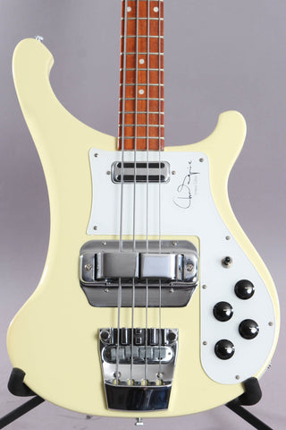 1999 Rickenbacker 4001CS Chris Squire Signature Bass Guitar #810/1000 ~Rare~