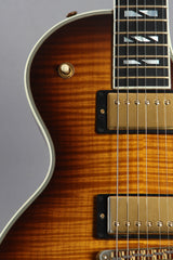 2004 Gibson Les Paul Supreme Desert Burst Flame Top