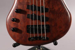2005 Left Handed Warwick Thumb Neck Thru NT 5-String Bass ~Made In Germany~