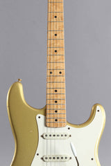1997 Fender Custom Shop Cunetto Diamond Dealer Relic Stratocaster Aztec Gold #108 of 200