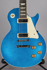 2010 Gibson Custom Shop Les Paul 1957 Reissue Blue Sparkle Mini Humbuckers LPR7 57RI