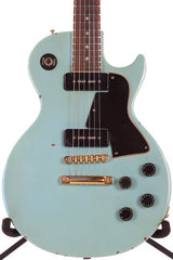 1958 Gibson Les Paul Special Sonic Blue Refin