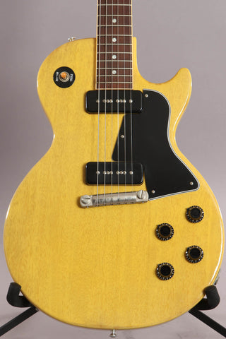 2001 Gibson Custom Shop Historic Les Paul Special '60 1960 Reissue TV Yellow