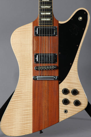 2007 Gibson Firebird V with Flamed Maple Wings