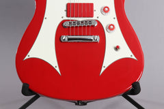 2009 Gibson Limited Edition Eye Guitar Fire Engine Red #25/350 ~Video Of Guitar~