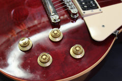 2007 Gibson Les Paul Classic Wine Red