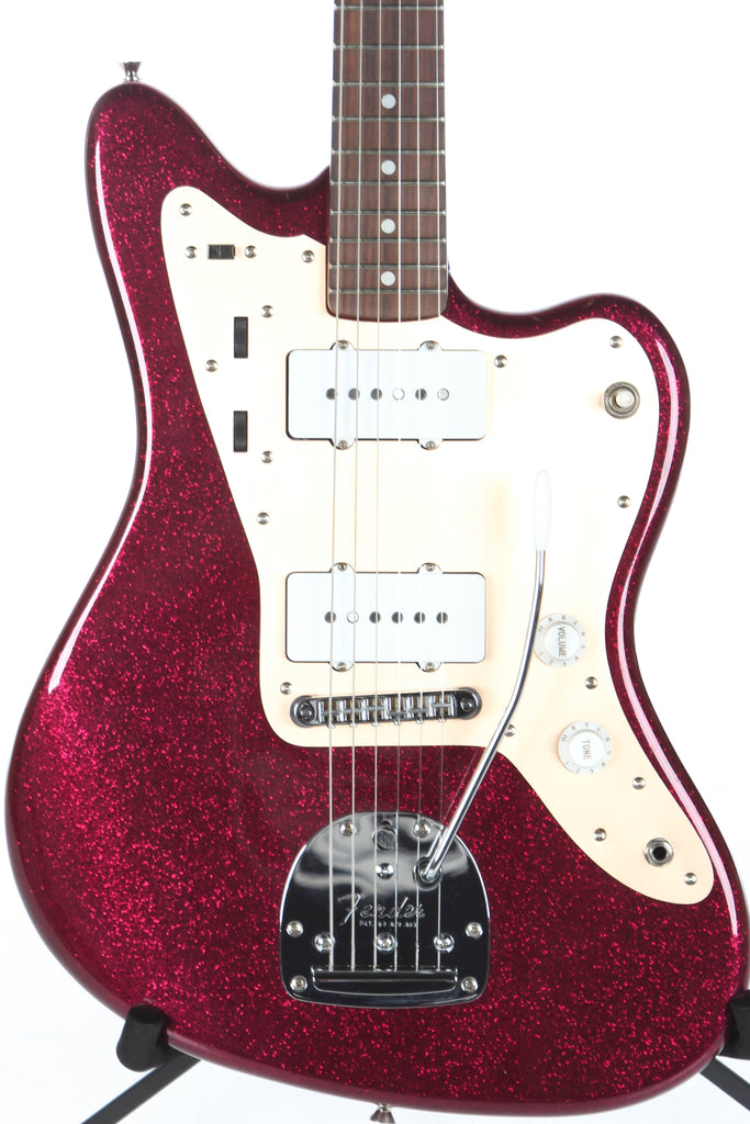 2004 Fender J Mascis Signature Jazzmaster Purple Sparkle