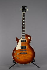 2002 Gibson Les Paul Standard Plus Desert Burst Left Handed Lefty