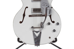 2015 Gretsch G6137TCB White Panther Center Block White