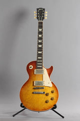 2009 Gibson Custom Shop Les Paul Billy Gibbons Pearly Gates VOS