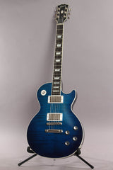 2003 Gibson Les Paul Standard Limited Edition Manhattan Blue
