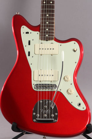 1999 Fender American Vintage '62 AVRI Jazzmaster Candy Apple Red w/Matching Head-stock