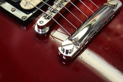 2004 Gibson Custom Shop Les Paul Custom Wine Red