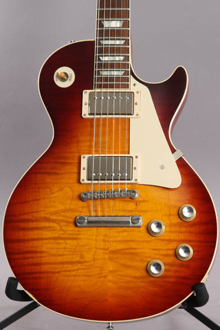 2015 Gibson Custom Shop Historic 1960 Reissue Les Paul Bourbon Burst G0 R0 '60RI