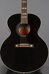 2016 Gibson Limited Edition J-185 Trans Black Acoustic Electric
