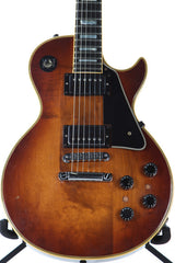 Vintage 70s Gibson Les Paul Custom Tobacco Burst