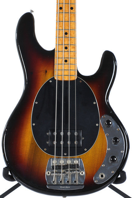 1978 music man stingray vintage sunburst guitar chimp. Black Bedroom Furniture Sets. Home Design Ideas