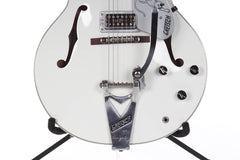 2013 Gretsch G6137TCB White Panther Center Block -SUPER CLEAN-
