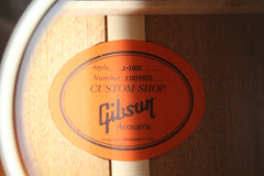 2014 Gibson J-160E John Lennon Acoustic Electric Guitar
