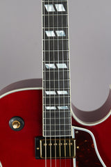 2003 Gibson Custom Shop L4-CES Archtop Guitar Wine Red