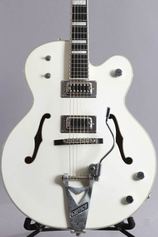 2013 Gretsch G7593T Billy Duffy Signature Falcon Hollow Body Electric Guitar White