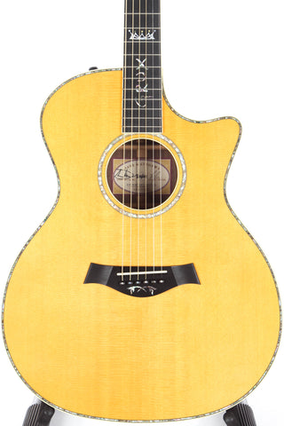 2011 Taylor DMSM 914ce Dave Matthews Signature Acoustic Electric -SIGNED-