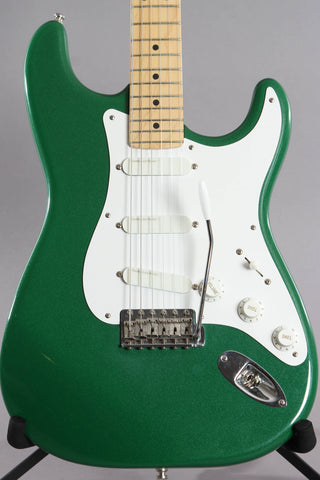 1994 Fender Artist Series Eric Clapton Stratocaster 7-Up Green