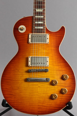 2012 Gibson Custom Shop Historic Les Paul '59 Reissue Scotch Burst