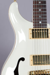 1999 PRS Paul Reed Smith McCarty Archtop Alpine White -RARE-