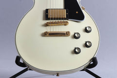 2007 Gibson Custom Shop '68 Reissue Les Paul Custom White