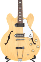 2010 Epiphone Elitist 1965 Casino Natural -MADE IN JAPAN-