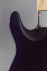 2005 Tom Anderson Hollow T Classic Contoured Translucent Purple Burst with Binding