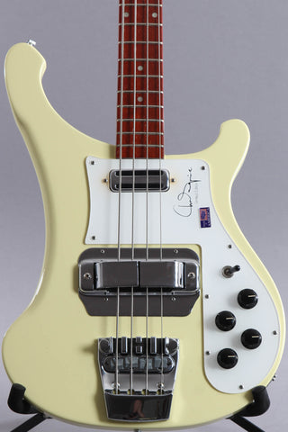 1997 Rickenbacker 4001CS Chris Squire Signature Bass Guitar #666/1000 ~Rare~
