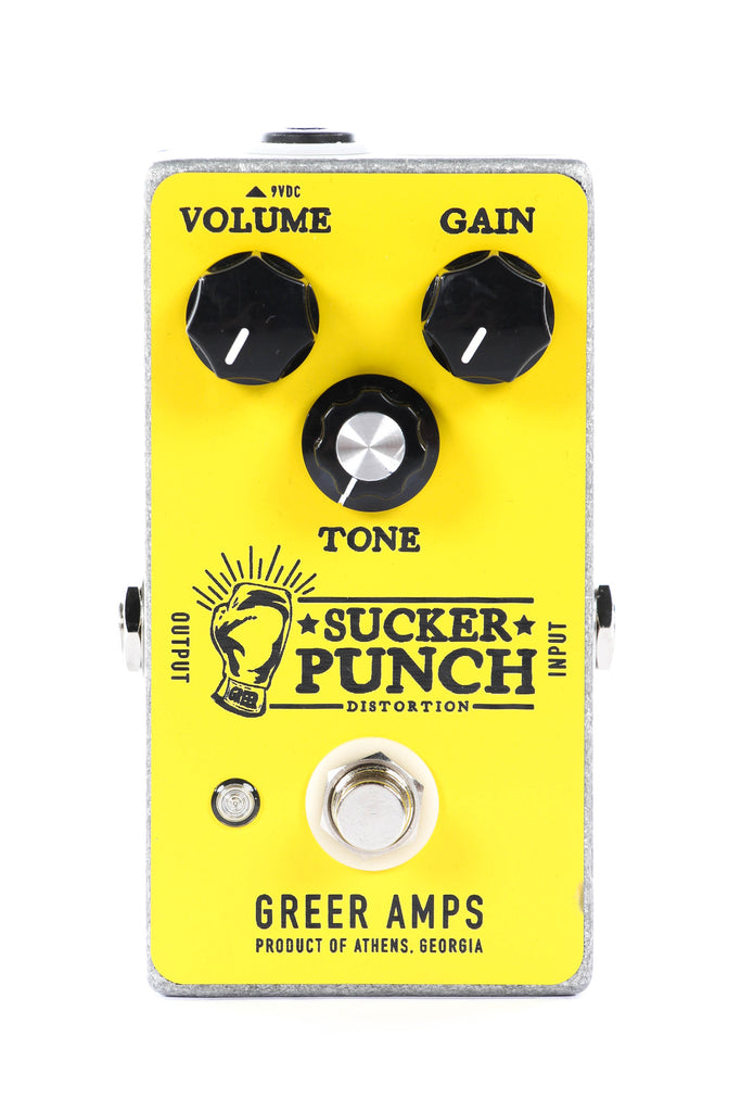 Greer Amps Sucker Punch Distortion