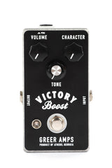 Greer Amps Victory Boost