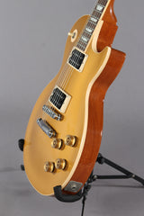 2001 Gibson Les Paul Standard Gold Bullion Goldtop -NON CHAMBERED-