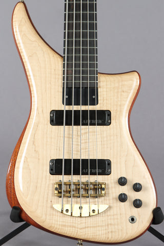 1994 Alembic Epic 5 String Bass
