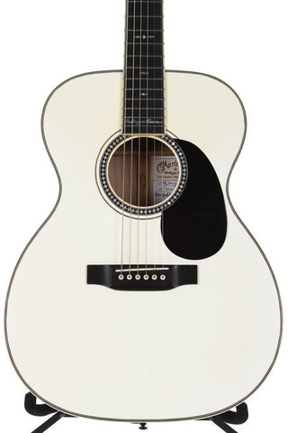 2006 Martin Limited Edition 000-ECHF Eric Clapton Bellezza Bianca