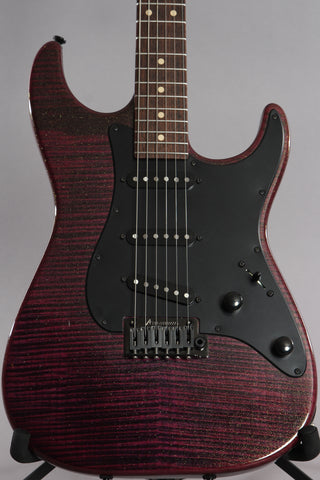 2016 Tom Anderson Drop Top Classic Hollow Sparkle Plum
