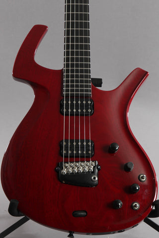 1998 Parker Fly Classic Transparent Red ~Pre-Refined~