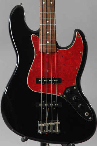 1993 Fender '62 Reissue Jazz Bass MIJ JB62-75 Japan Black