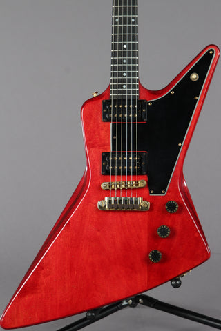1980 Gibson E2 Explorer Cherry Red