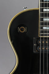 1972 Gibson Les Paul Custom Black Beauty