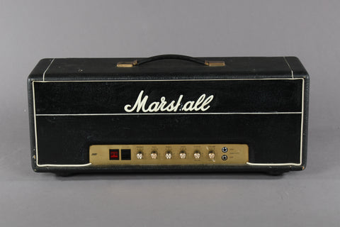 1976 Marshall JMP 2204 50 Watt Tube Guitar Head